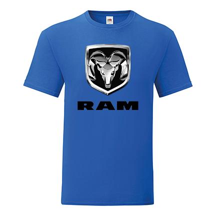 T-shirt Ram-70