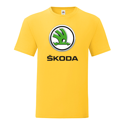 T-shirt Skoda-74