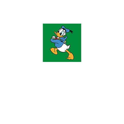 T-shirt Daffy duck-E03