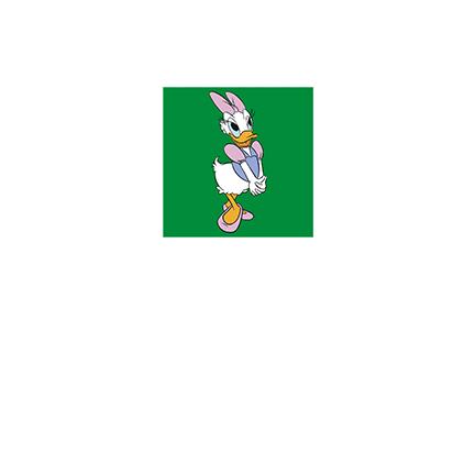 T-shirt Daisy duck-E04
