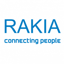 T-shirt Rakia Conecting people-F01
