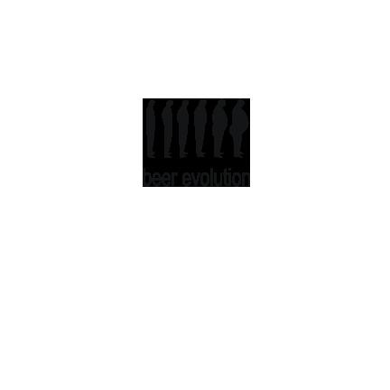 T-shirt Beer evolution-F06