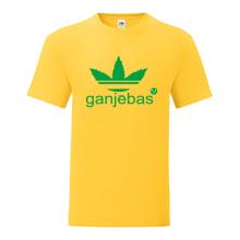 T-shirt Ganjebas-F07