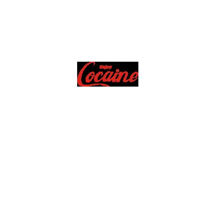T-shirt Enjoy cocaine-F08