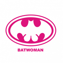 T-shirt Batwoman-F09