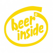 T-shirt Beer inside-F18