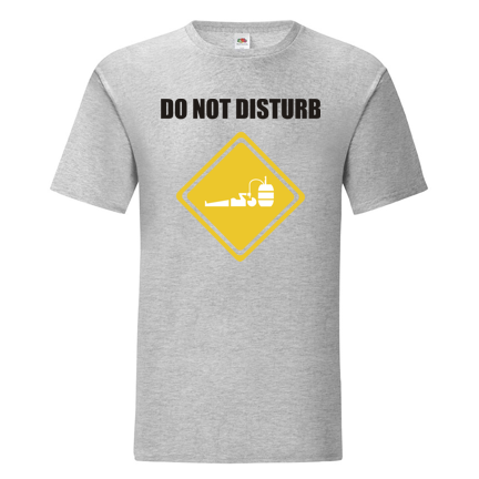T-shirt Do not Disturb-F20