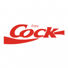 T-shirt Enjoy-cock-F21