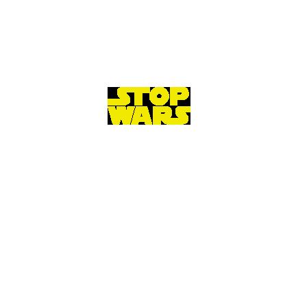 T-shirt Stop Wars-F24