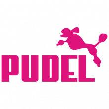 T-shirt Pudel-F34