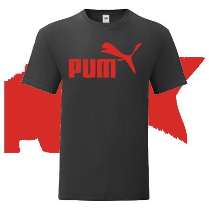 T-shirt Puma-F35