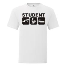 T-shirt Student Life-F47