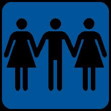 T-shirt Swedish threesome-F48