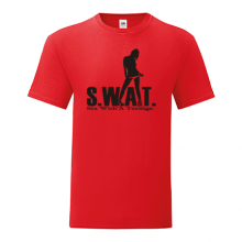 T-shirt Sex With A Teenage-S.W.A.T-F50