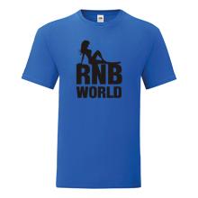 T-shirt RNB world-F74