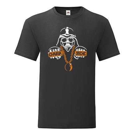 T-shirt Dark side-F77