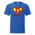T-shirt Супер дядо-F79