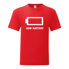 T-shirt Low battery-F86