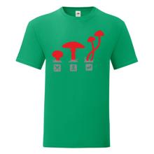 T-shirt Гъби-F94