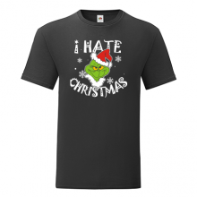 T-shirt I hate Christmas-Grinch-I04