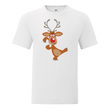 T-shirt Dancing deer-I16