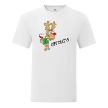 T-shirt-Drunk deer-I17