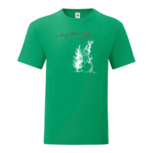 T-shirt Merry Christmas-Tree-I22