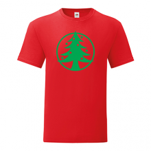 T-shirt Christmas tree-I27