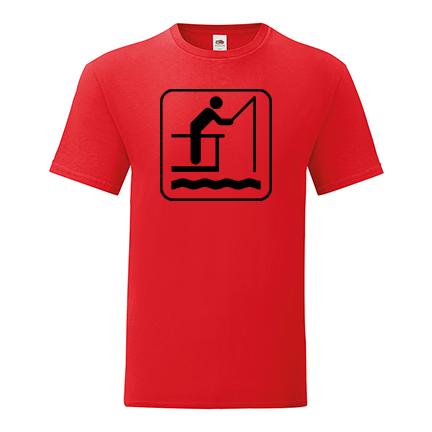 T-shirt Fisherman-J07