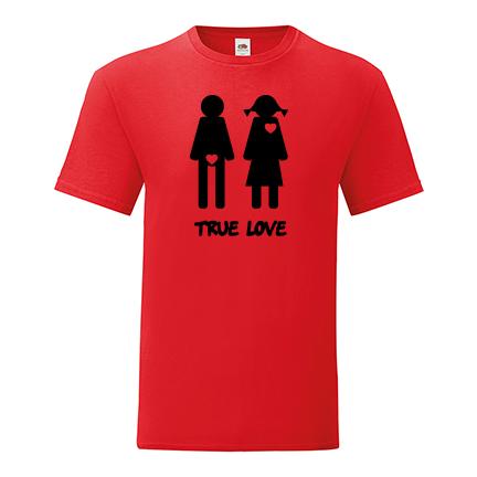 T-shirt True Love-K02
