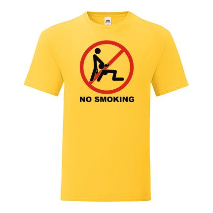 T-shirt No smoking-K12