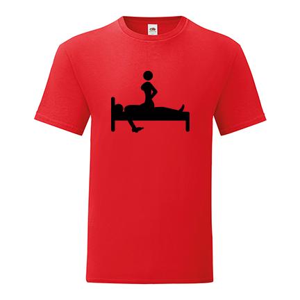 T-shirt Drunk sex-K19