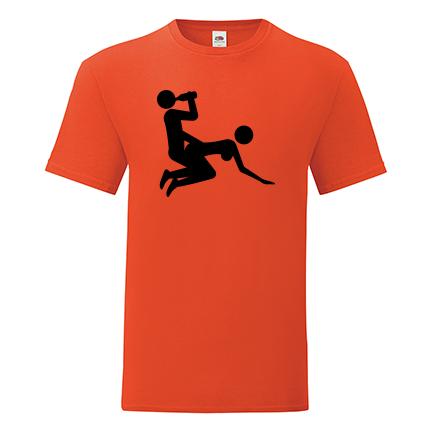 T-shirt Drunk sex-K21