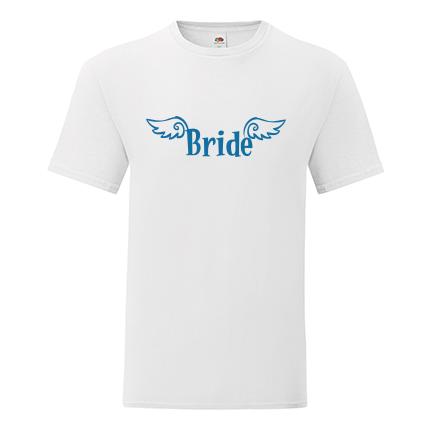 T-shirt for Bachelorette party Bride-L04
