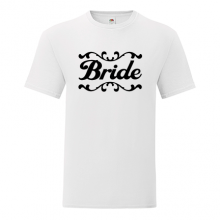 T-shirt for Bachelorette party Bride-L08