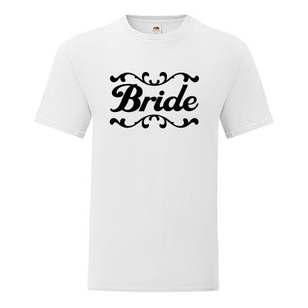 T-shirt for Bachelorette party Bride-L08