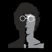 T-shirt John Lennon-M05