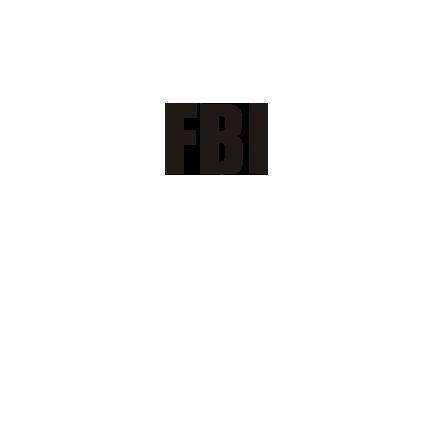 T-shirt FBI-N01