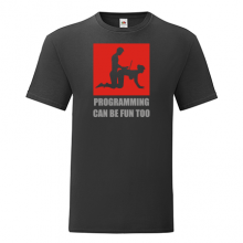 T-shirt-Programming can be fun too-P07