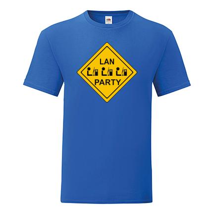 T-shirt-Lan party-P11