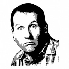 T-shirt Al Bundy-Q01