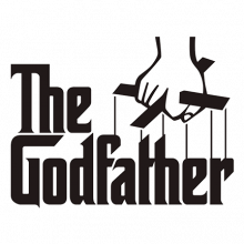T-shirt The Godfather-Q03