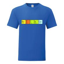 T-shirt  The big bang theory-Q05