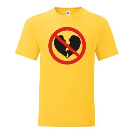 T-shirt Broken heart-S14