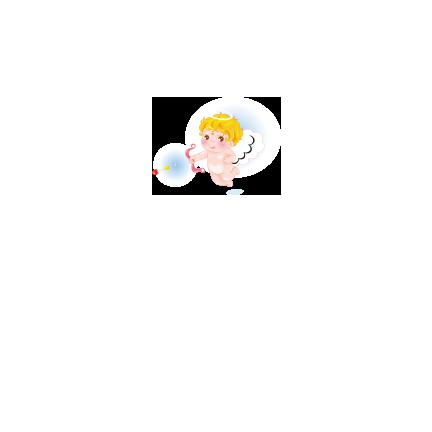 T-shirt Angel baby-S16