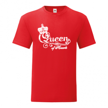 T-shirt Queen of hearts-S27