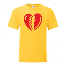 T-shirt Broken heart-S28
