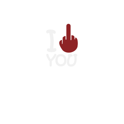 T-shirt I fuck you-S29