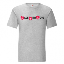 T-shirt Made with Love-S31