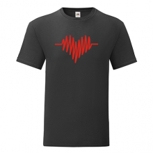 T-shirt Heart rate-S38